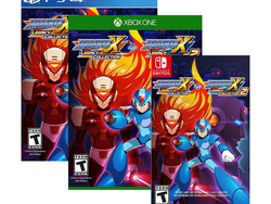 The Mega Man X Legacy Collection 1+2 comprises eight games for $30