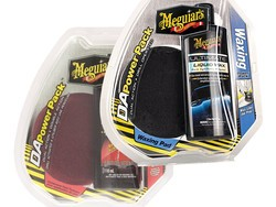 Meguiar's Waxing & Compound Power Packs are down to $8