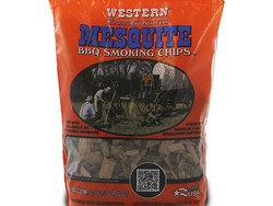 Make your food extra tasty with these $2 Western Mesquite BBQ Smoking Chips