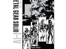 The stunning 'Art of Metal Gear Solid I-IV' collection is down to $51 today