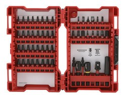 Add 104 Milwaukee Shockwave Impact Duty Driver Bits to your toolbox at a reduced $20 price