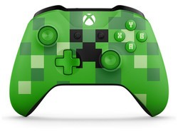 Show off your fandom with this $50 Xbox One Minecraft Creeper controller