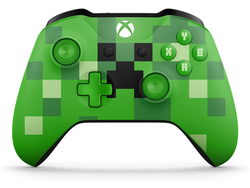 The special Minecraft Creeper edition Xbox Wireless Controller is $40 today