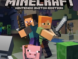 Add Minecraft to your Switch game library for only $20 right now