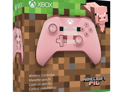 This Minecraft Pig edition of the Xbox Wireless Controller is down to $46 at Amazon