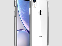 Score this transparent anti-scratch iPhone XR case for only $2
