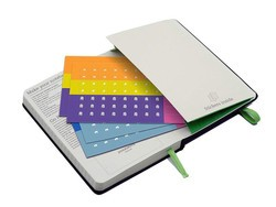 Keep your notes physically and digitally in this £10 Moleskine Pocket Size Ruled Hard Evernote notebook