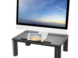 Elevate your laptop and prop up your phone with this adjustable stand on sale for $12
