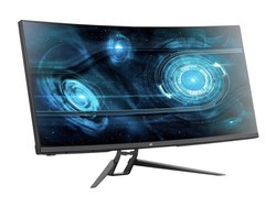 Monoprice's 35-inch UltraWide curved monitor is $100 off right now
