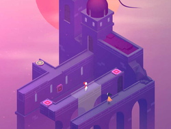 Venture through the puzzling iOS game Monument Valley 2 for $2