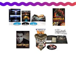 Add these Blu-ray and DVD collections to your movie arsenal