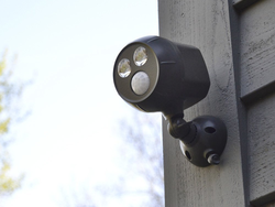 The motion-sensing Mr Beams Wireless LED Spotlight is down to $14 today