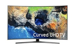This Samsung 65-inch 4K HDR curved smart TV is only $900 today