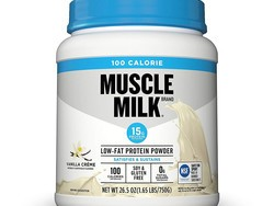 Amazon's offering up to 30% off a variety of Muscle Milk products today