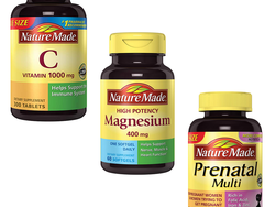 Be kind to your body with 30% off Nature Made vitamins today
