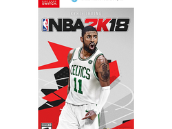Grab a copy of NBA 2K18 on Nintendo Switch for only $17 today