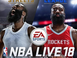 Shoot some hoops in NBA Live 18 for only $6 on Xbox One