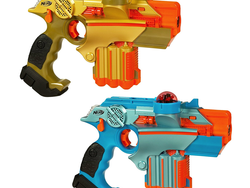Battle your friends in lazer tag with Nerf's $45 Phoenix LTX Tagger 2-pack