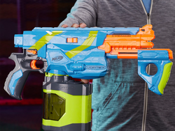 Throw off the competition with Nerf's Vortex VTX Pyragon Blaster, now at half price
