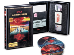 Add Netflix's Stranger Things to your Blu-ray or 4K UHD collection for as low as $5