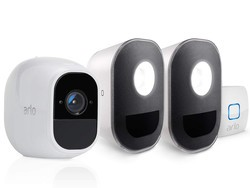 The $282 Netgear Arlo Expansion Pack will help expand your home security