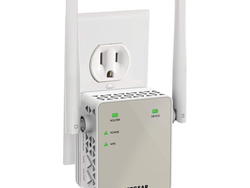 Boost Wi-Fi speeds around your home with this $45 Netgear Wi-Fi Range Extender