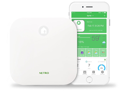 Efficiently water your lawn with the $99 fully automatic Netro Sprite Smart Sprinkler Controller