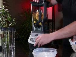 Get the Ninja Professional Blender with Nutri Ninja Cups for $63