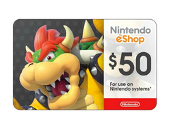 Save on any digital Nintendo Switch game with this discounted eShop gift card