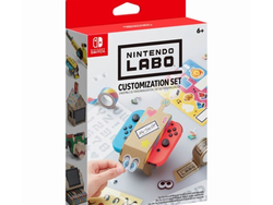 Spruce up your Nintendo Labo Toy-Cons with the $7 Customization Set