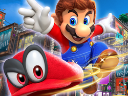 Digital Nintendo Switch games like Super Mario Odyssey are up to 50% off at the eShop today