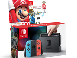 Amazon's Nintendo Switch bundle is discounted for one day only