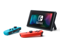 The Nintendo Switch console is down to $252 while supplies last