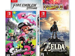 Add new Switch titles to your arsenal with price cuts on these four popular digital games