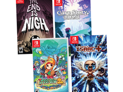 Cave Story+ and other Nintendo Switch games are on sale from $20 today