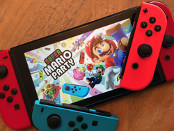 Grab a pair of neon red or blue Nintendo Switch Joy-Con controllers for $56