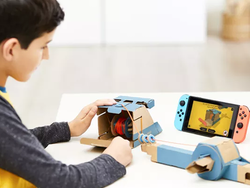 Nintendo's just-announced Labo Kits are eligible for Best Buy's 20% Gamers Club discount