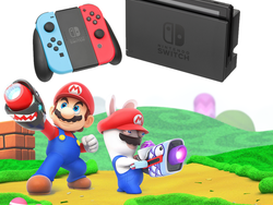 This Nintendo Switch bundle includes Mario + Rabbids: Kingdom Battle for $300