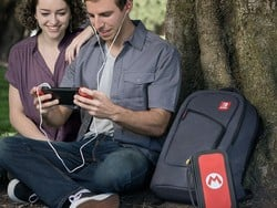 Transport your Nintendo Switch in style with the $25 Elite Player Backpack