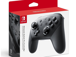 Switch up your play style with the discounted Nintendo Switch Pro Controller today