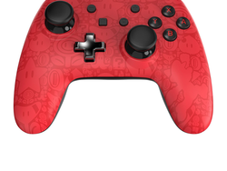 This $36 Nintendo Switch controller was designed for Super Mario fans