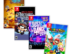 Fill up your Nintendo Switch with discounted Ubisoft digital games via the eShop