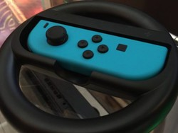 Red shell your best pals with two Nintendo Joy-Con Wheels for only $12