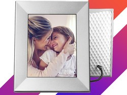 Save big on select Nixplay Digital Photo Frames today only at Amazon
