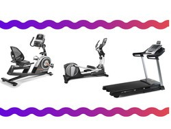 Get NordicTrack fitness equipment from $450 today only