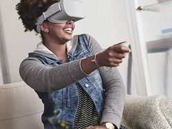 Experience VR with the Oculus Go down to its $179 Black Friday price