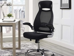 Equip your office with up to 30% off desks, chairs, and other furniture today only