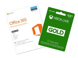 Grab a year of Xbox Live and Office 365 Personal for just $80 total