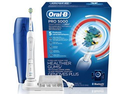 Smarten up your hygiene with this $55 Oral-B Pro SmartSeries Bluetooth toothbrush