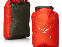 Prep for your summer adventures with the $10 Osprey UltraLight 3 Dry Sack